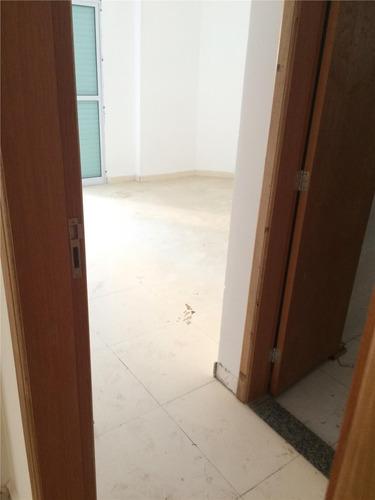 apartamento  residencial à venda, vila tupi, praia grande. - ap0488