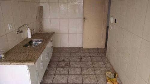 apartamento  residencial à venda, vila tupi, praia grande. - ap0524