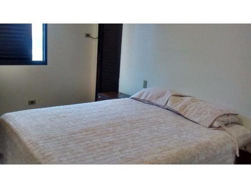 apartamento  residencial à venda, vila tupi, praia grande. - ap0544