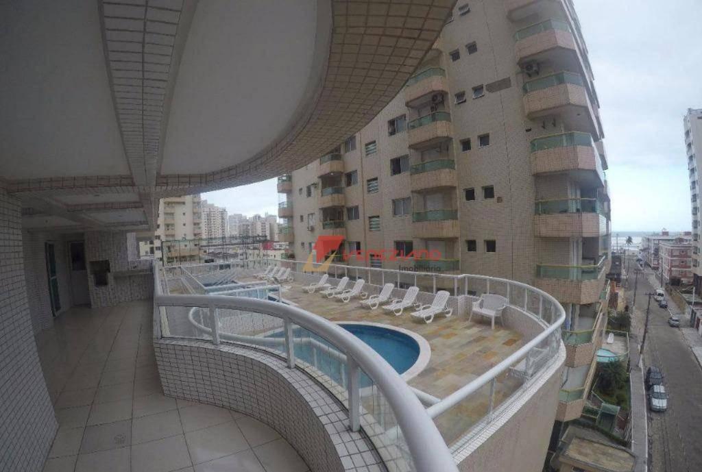 apartamento residencial à venda, vila tupi, praia grande. - ap0561