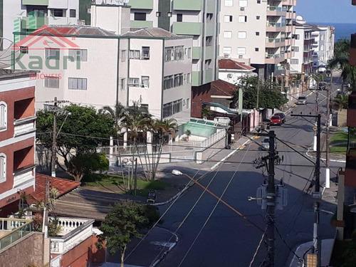 apartamento residencial à venda, vila tupi, praia grande. - ap0614