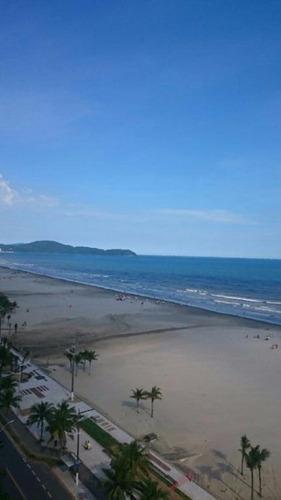 apartamento  residencial à venda, vila tupi, praia grande. - ap0654