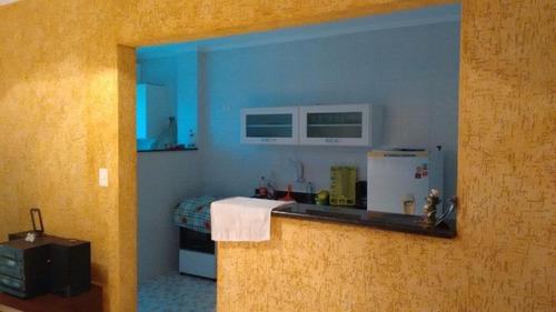 apartamento  residencial à venda, vila tupi, praia grande. - ap0661