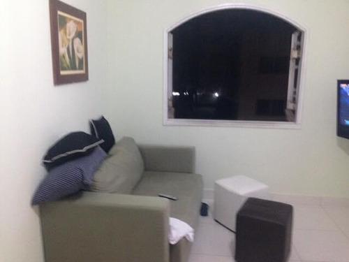 apartamento  residencial à venda, vila tupi, praia grande. - ap0826