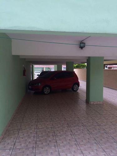 apartamento residencial à venda, vila tupi, praia grande. - ap0880