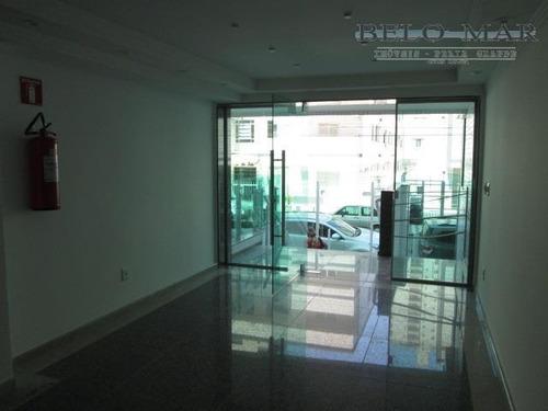 apartamento residencial à venda, vila tupi, praia grande - ap1055. - ap1055