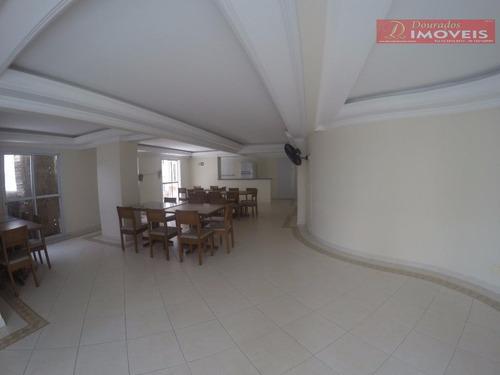 apartamento residencial à venda, vila tupi, praia grande. - ap1186