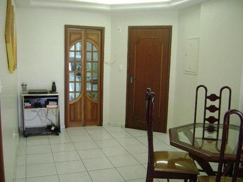 apartamento residencial à venda, vila tupi, praia grande - ap2260. - codigo: ap4626 - ap4626