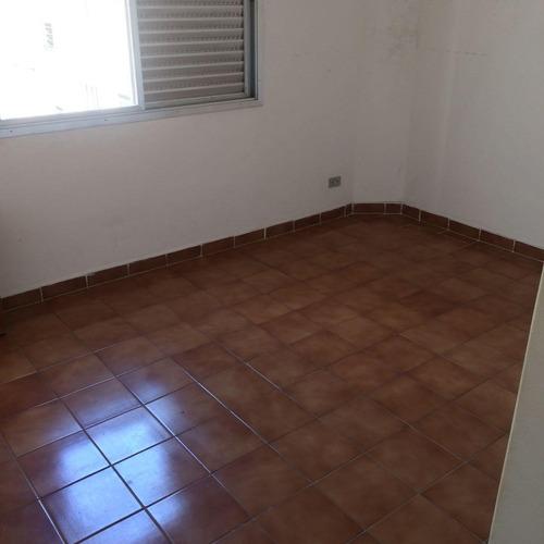 apartamento residencial à venda, vila tupi, praia grande. - ap2482