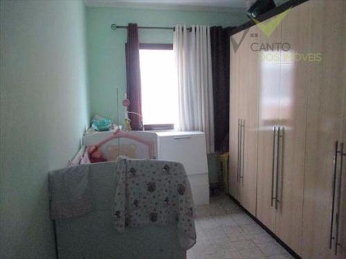 apartamento  residencial à venda, vila tupi, praia grande. - codigo: ap0082 - ap0082