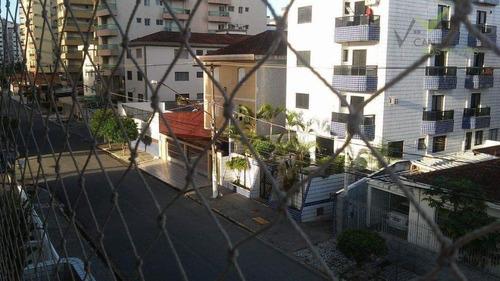 apartamento  residencial à venda, vila tupi, praia grande. - codigo: ap0149 - ap0149