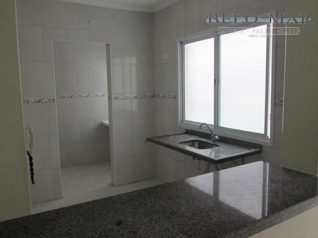 apartamento residencial à venda, vila tupi, praia grande. - codigo: ap0799 - ap0799