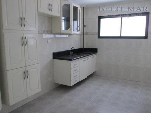 apartamento residencial à venda, vila tupi, praia grande. - codigo: ap0886 - ap0886