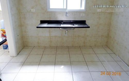 apartamento  residencial à venda, vila tupi, praia grande. - codigo: ap0989 - ap0989