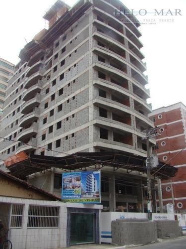 apartamento residencial à venda, vila tupi, praia grande. - codigo: ap1043 - ap1043