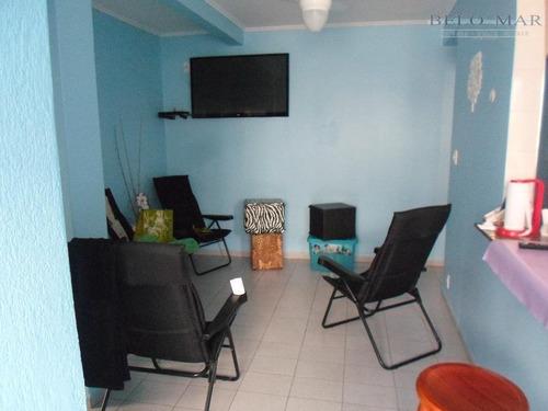apartamento  residencial à venda, vila tupi, praia grande. - codigo: ap1115 - ap1115