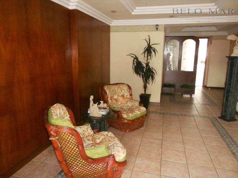 apartamento residencial à venda, vila tupi, praia grande. - codigo: ap1140 - ap1140
