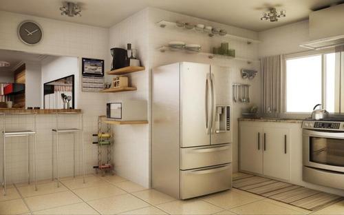 apartamento residencial à venda, vila tupi, praia grande. - codigo: ap2437 - ap2437
