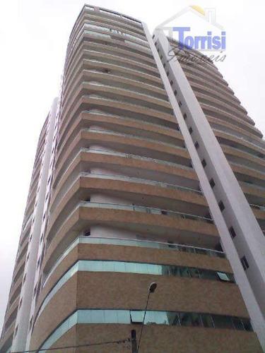 apartamento  residencial à venda, vila tupi, praia grande.casa,kit,cobertura,imoveis no litoral - ap0012