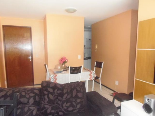apartamento residencial à venda, vila união, fortaleza. - ap1344