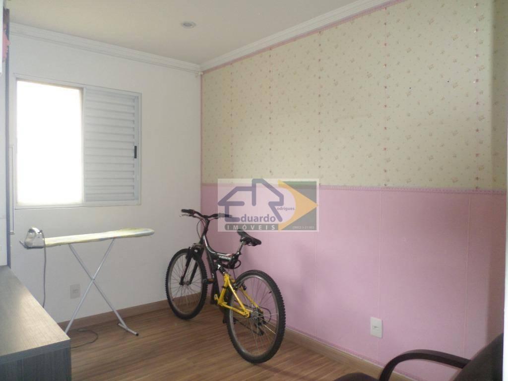 apartamento residencial à venda, vila urupês, suzano. - ap0136