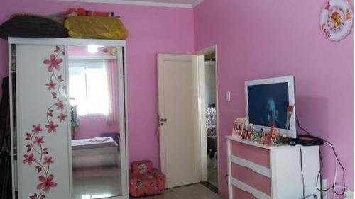 apartamento residencial à venda, vila valença, são vicente. - ap0678