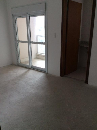 apartamento residencial à venda, vila valparaíso, santo andré. - ap3321