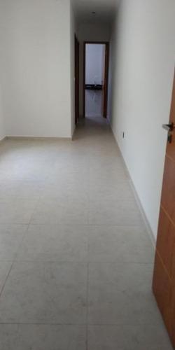 apartamento residencial à venda, vila valparaíso, santo andré. - ap3950