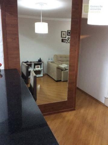 apartamento residencial à venda, vila valparaíso, santo andré. - codigo: ap2681 - ap2681