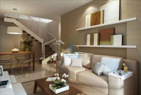apartamento residencial à venda, vila valqueire, rio de janeiro. - ap0050