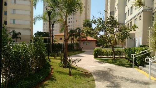 apartamento residencial à venda, vila venditti, guarulhos. - ap1030