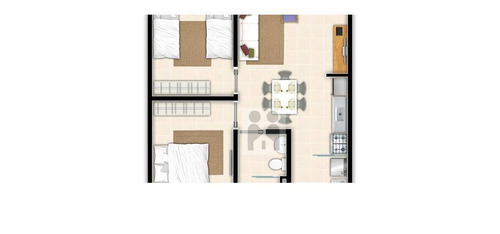 apartamento residencial à venda, vila virgínia, ribeirão preto. - ap0702