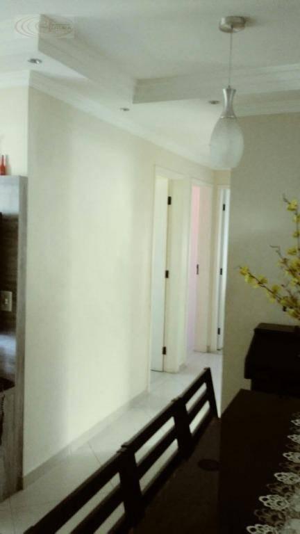 apartamento residencial à venda, vila yara, osasco. - ap0017