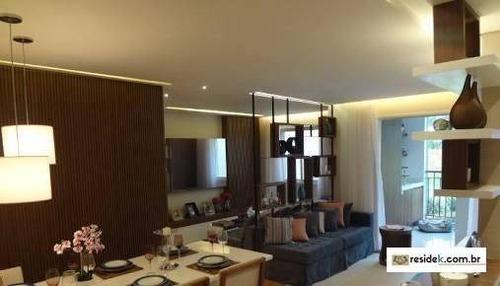 apartamento residencial à venda, vila yara, osasco. - ap0550