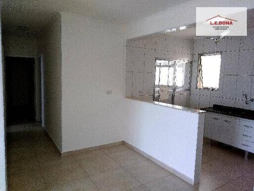 apartamento residencial à venda, vila yara, osasco. - ap1826