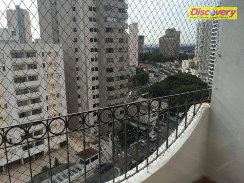 apartamento residencial à venda, vila zanardi, guarulhos. - ap0165