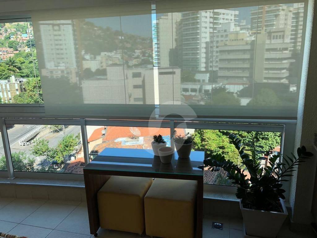 apartamento residencial à venda, vital brasil, niterói. - ap5998