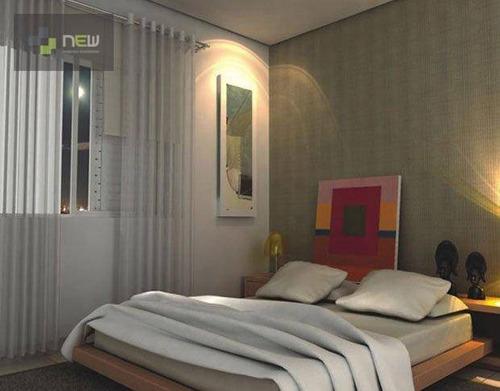 apartamento  residencial à venda, vitta palmares - ap0255