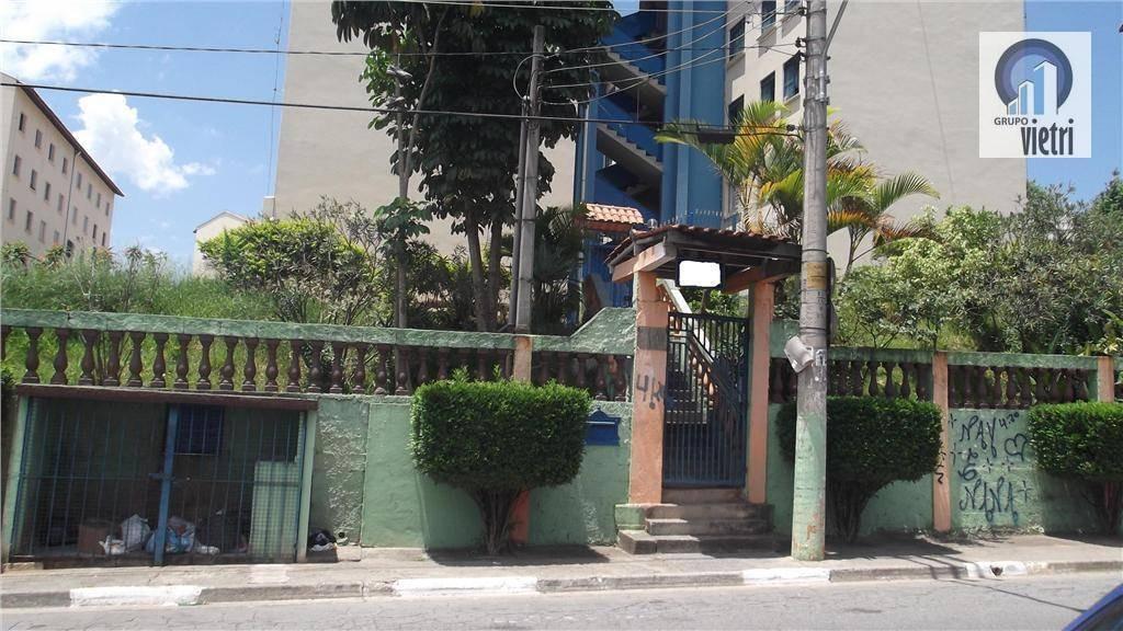 apartamento  residencial à venda,cdhu  parque panamericano, são paulo. - ap1035