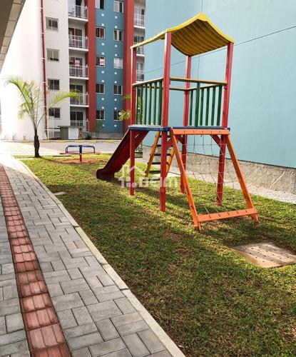 apartamento residencial vila rica em biguaçu. - ap00135 - 34210776