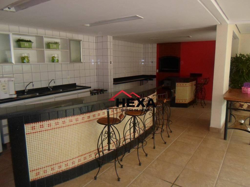 apartamento residencial wanessa, à venda, setor nova suíça, goiânia. - ap0221