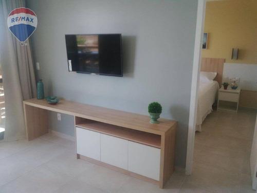 apartamento resort cumbuco - ap0207