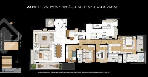 apartamento - rio branco - ref: 233181 - v-233181
