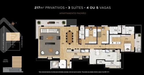 apartamento - rio branco - ref: 233192 - v-233192