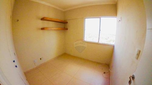 apartamento rio madeira, 94 m²- batista campos - belém/pa - ap0474