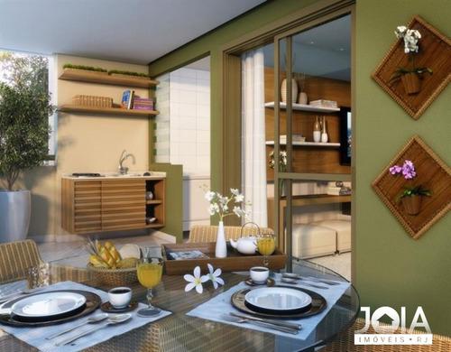 apartamento riservato botafogo - 3 quartos - botafogo - 88