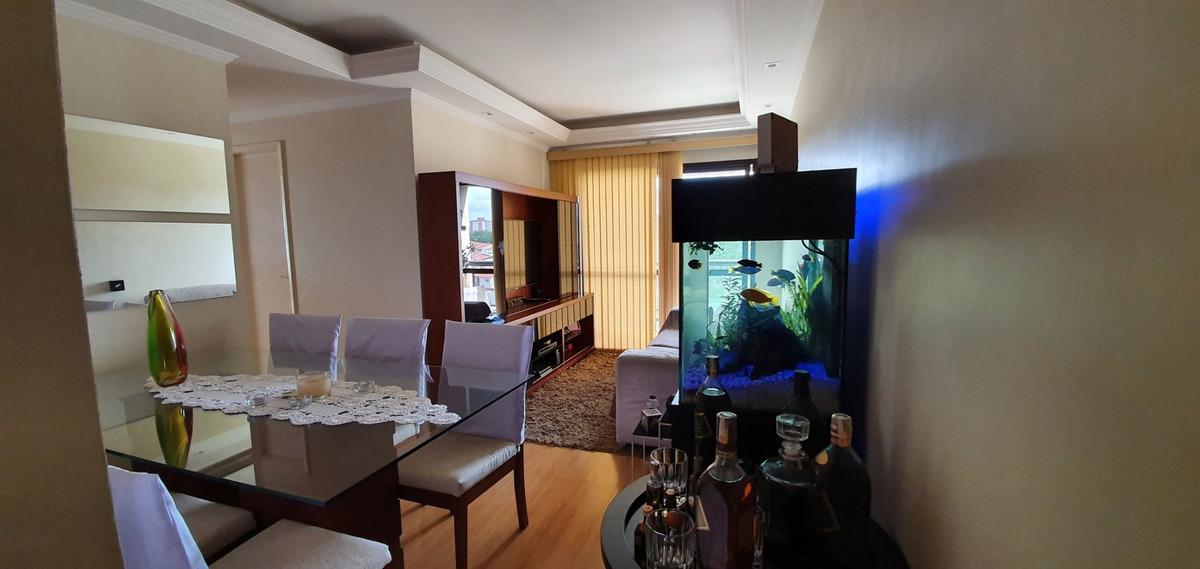apartamento rodovia anchieta condominio princess plaza 62m²