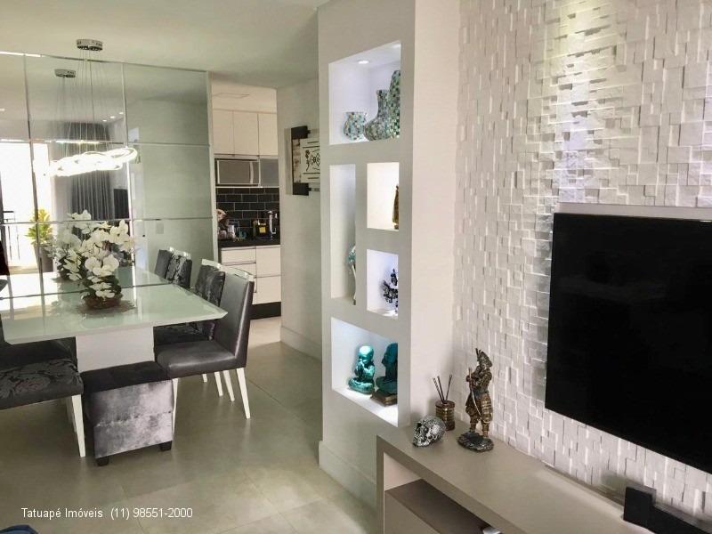 apartamento rua adelino de almeida castilho - 68m²