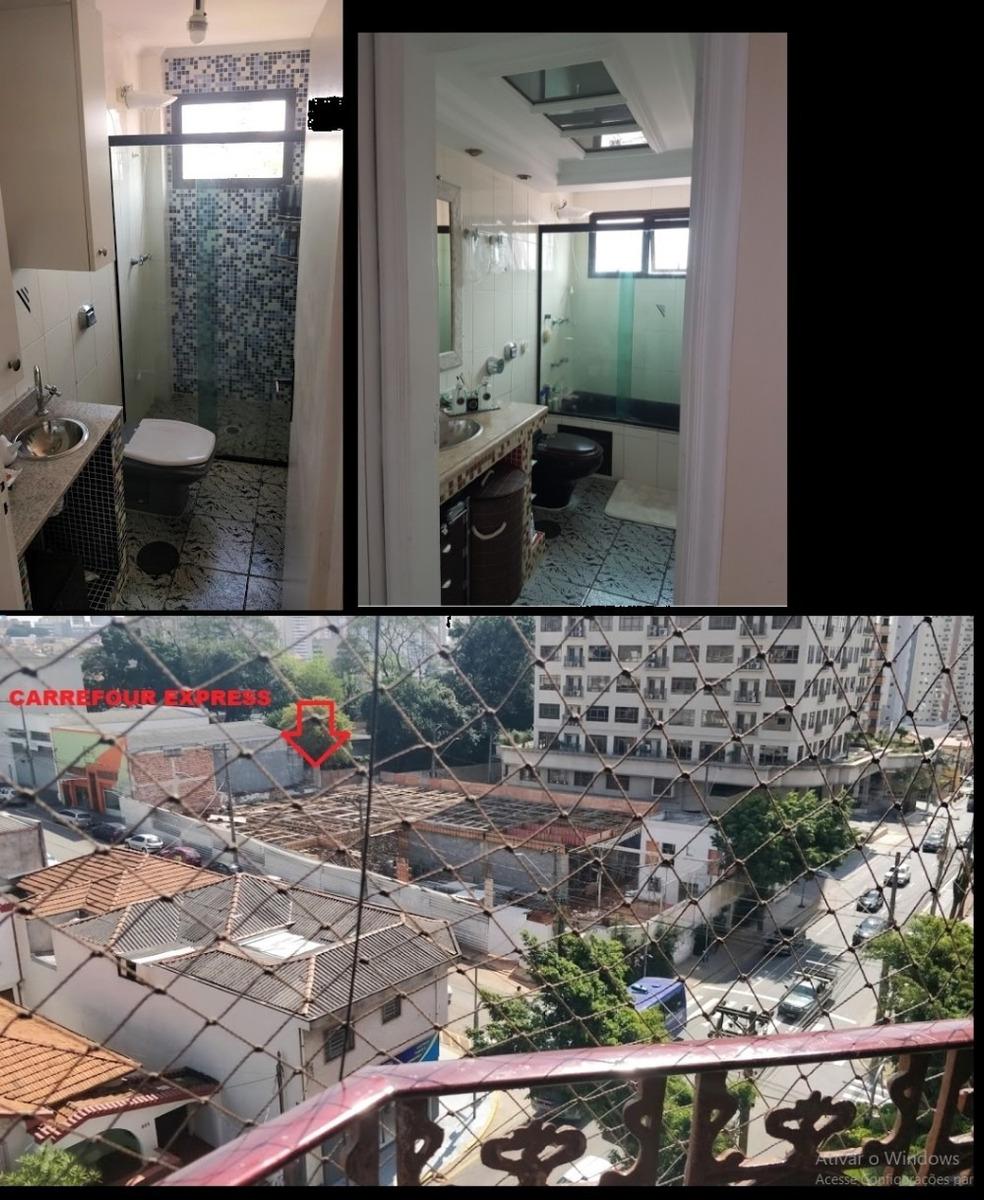 apartamento rua alegre - queimando motivo mudança