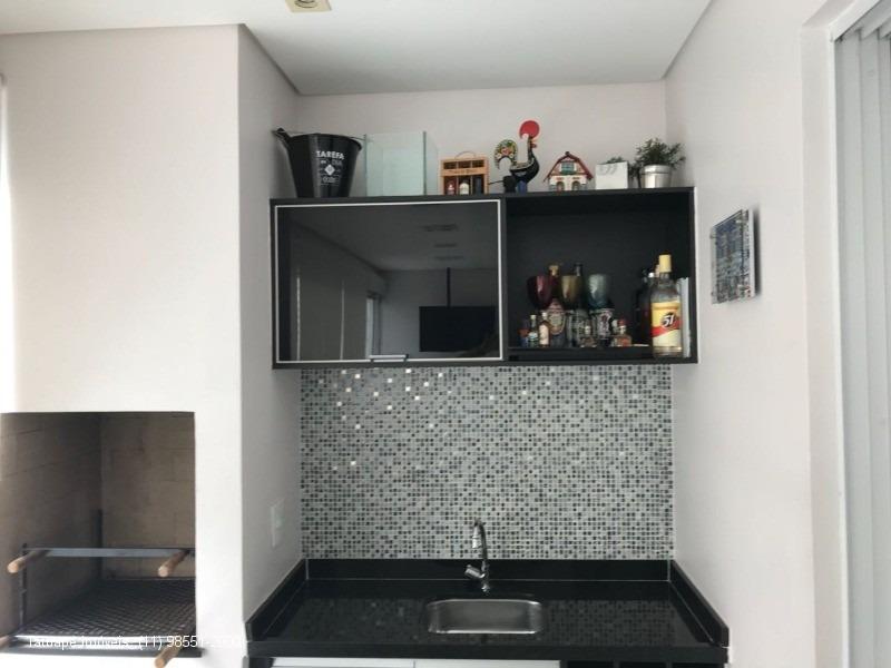apartamento rua anália franco - 112m²